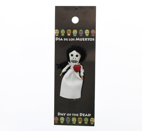 Day Of The Dead Doll - Senora Corazon
