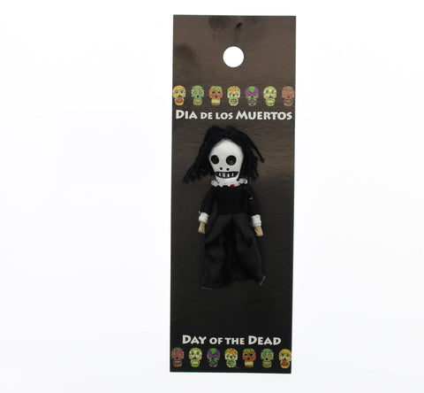 Day Of The Dead Doll - Groom