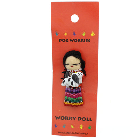 Dog Worry Doll