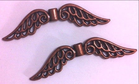 Angel Wings (4 Pieces) - www.kraftsandbeads.com