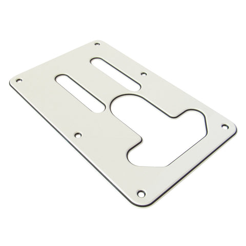 Parchment Tremlocker Backplate for Fender Startocaster