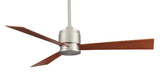 Fanimation - FP4620SN - 54``Ceiling Fan - Zonix - Satin Nickel