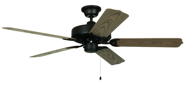 Craftmade - WOD52ABZ5X - 52`` Ceiling Fan with Blades Included - All-Weather - Aged Bronze