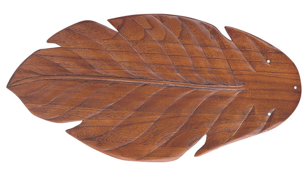 "Craftmade - B556T-LO1 - 56"" Type 1 Blades - Tropic Isle - Light Oak Philodendron"