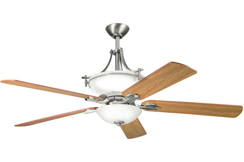 Kichler - 300011AP - 60``Ceiling Fan - Olympia - Antique Pewter