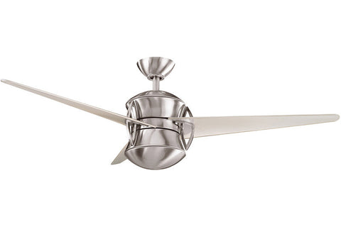 Kichler - 300125BSS - 54``Ceiling Fan - Cadence - Brushed Stainless Steel