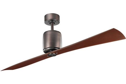 Kichler - 300160OBB - 60``Ceiling Fan - Ferron - Oil Brushed Bronze