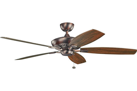 Kichler - 300188OBB - 60``Ceiling Fan - Canfield - Oil Brushed Bronze