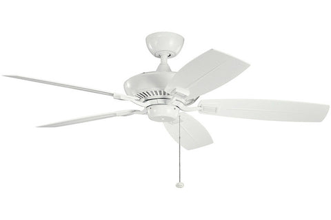 Kichler - 310192WH - 52``Ceiling Fan - Canfield Patio - White