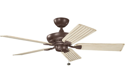Kichler - 320500CMO - Fan Motor - Climates - Coffee Mocha