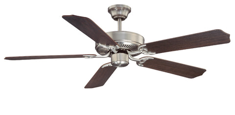 Savoy House - 52-FAN-5CN-SN - 52``Ceiling Fan - Builder Specialty
