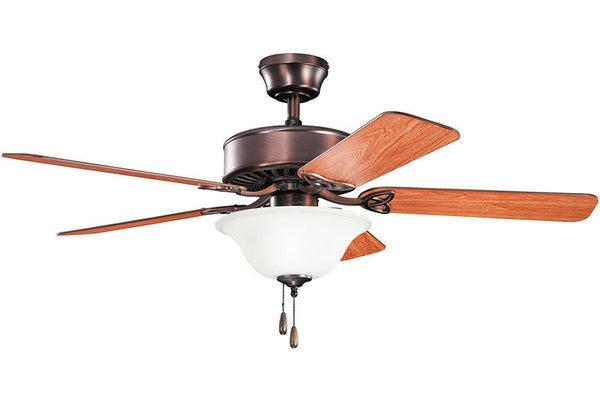 Kichler - 330110OBB - 50``Ceiling Fan - Renew Select - Oil Brushed Bronze