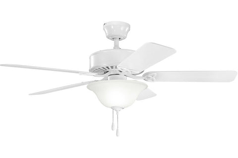 Kichler - 330110WH - 50``Ceiling Fan - Renew Select - White