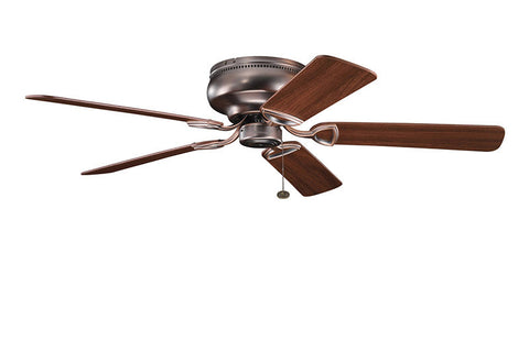 Kichler - 339022OBB - 52``Ceiling Fan - Stratmoor - Oil Brushed Bronze
