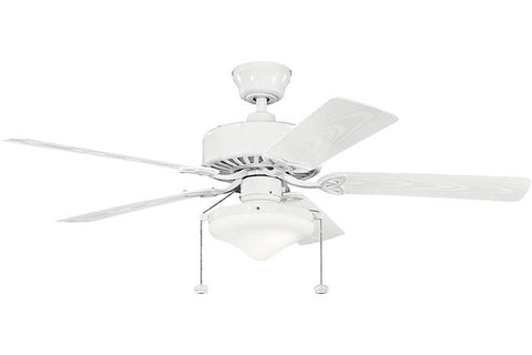 Kichler - 339516WH - 52``Ceiling Fan - Renew Select Patio - White