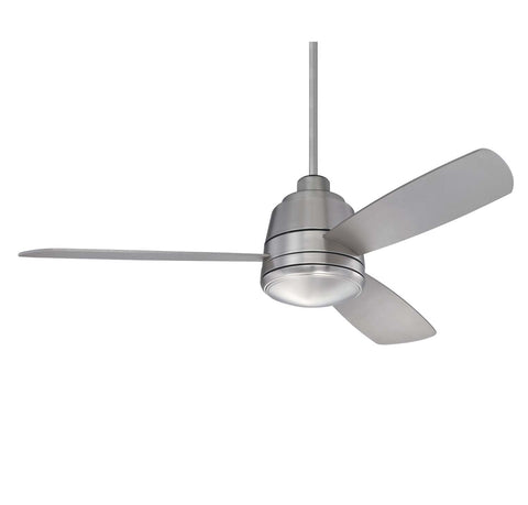 Savoy House - 52-417-3SV-SN - 52``Ceiling Fan - Polaris