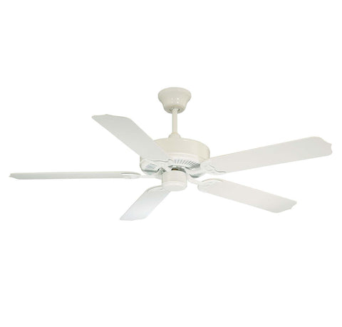 Savoy House - 52-EOF-5W-WH - 52``Ceiling Fan - Nomad