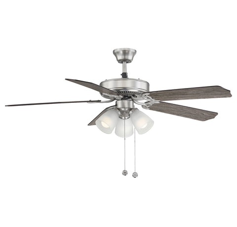 Savoy House - 52-EUP-5RV-SN - 52``Ceiling Fan - First Value