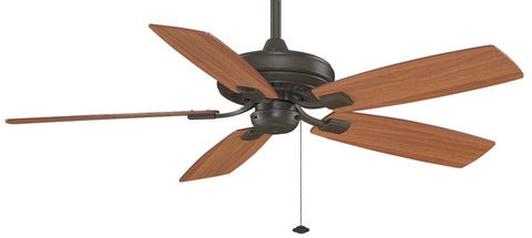 Fanimation - TF610OB - 52``Ceiling Fan - Edgewood Decorative - Oil-Rubbed Bronze