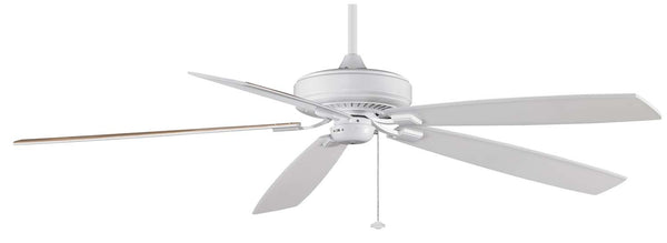"Fanimation - TF721WH - 72"" Ceiling Fan - Edgewood Supreme - White"