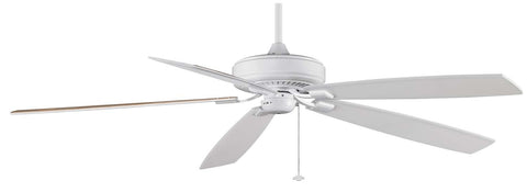 Fanimation - TF721WH - 72``Ceiling Fan - Edgewood Supreme - White