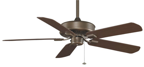 Fanimation - TF910AZ - 50``Ceiling Fan - Edgewood Wet - Aged Bronze