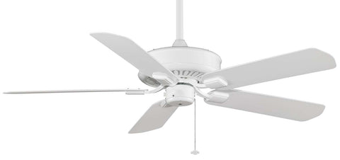 Fanimation - TF910WH - 50``Ceiling Fan - Edgewood Wet - White