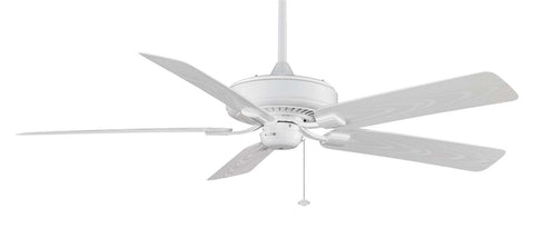 "Fanimation - TF971WH - 60"" Ceiling Fan - Edgewood Deluxe Wet - White"
