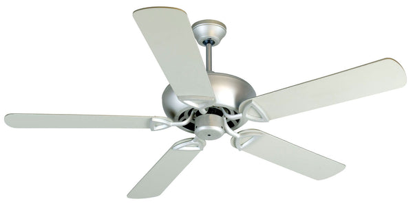 "Craftmade - LW52BN - 52"" Ceiling Fan - Blades Sold Separately - Leeward - Brushed Satin Nickel"