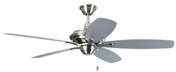 Craftmade - CN52SS5 - 52`` Ceiling Fan with Blades Included - Copeland - Stainless Steel