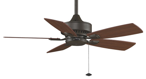 Fanimation - FP8042OB - 42``Ceiling Fan - Cancun - Oil-Rubbed Bronze