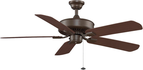 Fanimation - TF910OB - 50``Ceiling Fan - Edgewood Wet - Oil-Rubbed Bronze