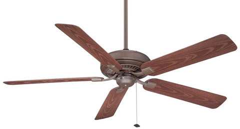 "Fanimation - TF971OB - 60"" Ceiling Fan - Edgewood Deluxe Wet - Oil-Rubbed Bronze"