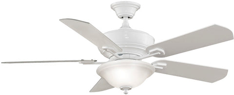Fanimation - FP8095WH - 52``Ceiling Fan - Camhaven - White