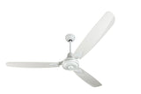 "Craftmade - VE58W3 - 58"" Ceiling Fan with Blades Included - Velocity - White"
