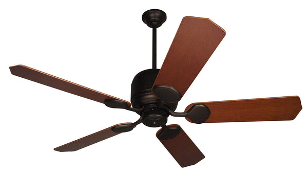 "Craftmade - K52OB - 52"" Ceiling Fan - Blades Sold Separately - Kona Bay - Oiled Bronze"
