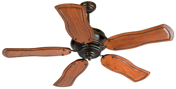 "Craftmade - TS52OB - 52"" Ceiling Fan - Blades Sold Separately - Townsend - Oiled Bronze"