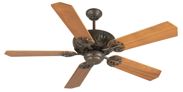 "Craftmade - K10900 - 52"" Ceiling Fan Motor with Blades Included - Cordova - Aged Bronze Textured"