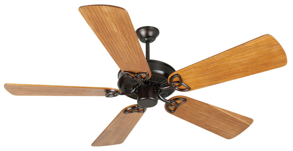 "Craftmade - K10970 - 52"" Ceiling Fan Motor with Blades Included - CXL - Oiled Bronze"