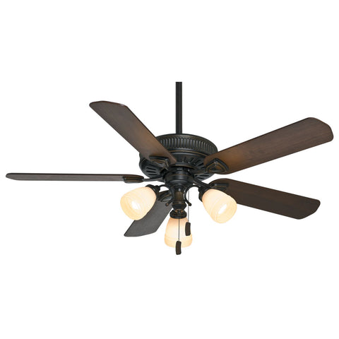 "Casablanca - 54007 - 54"" Ceiling Fan with Light - Ainsworth Gallery"