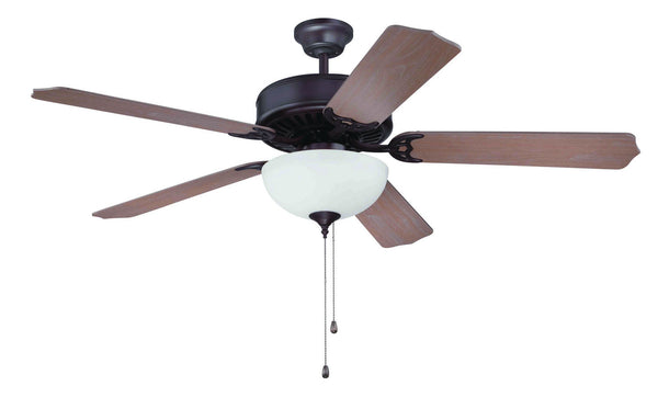 "Craftmade - C201OB - 52"" Ceiling Fan - Blades Sold Separately - Pro Builder 201 - Oiled Bronze"
