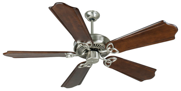 Craftmade - CXL52SS - 52`` Ceiling Fan with Blades Sold Separately - CXL - Stainless Steel