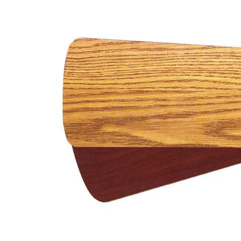 Quorum Fan Blades from the Fan Blades collection in Medium Oak / Rosewood finish