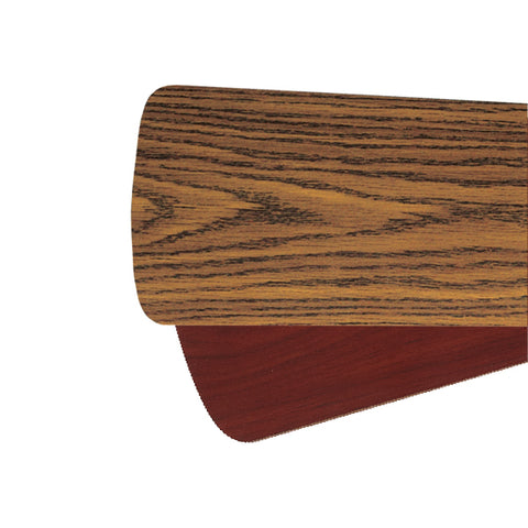 Quorum Fan Blades from the Fan Blades collection in Dark Oak / Rosewood finish