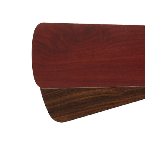 Quorum Fan Blades from the Fan Blades collection in Rosewood / Walnut finish