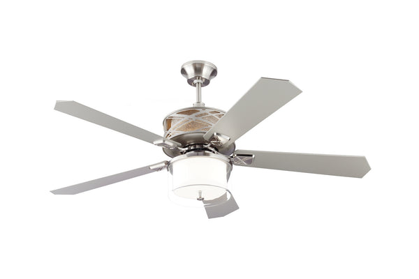 Monte Carlo - 5PPR54BS - 54``Ceiling Fan - Piper