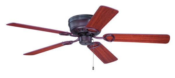"Craftmade - PUH52OB - 52"" Ceiling Fan - Blades Sold Separately - Pro Universal Hugger - Oiled Bronze"