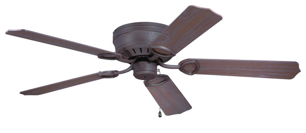 "Craftmade - PUH52RI - 52"" Ceiling Fan - Blades Sold Separately - Pro Universal Hugger - Rustic Iron"