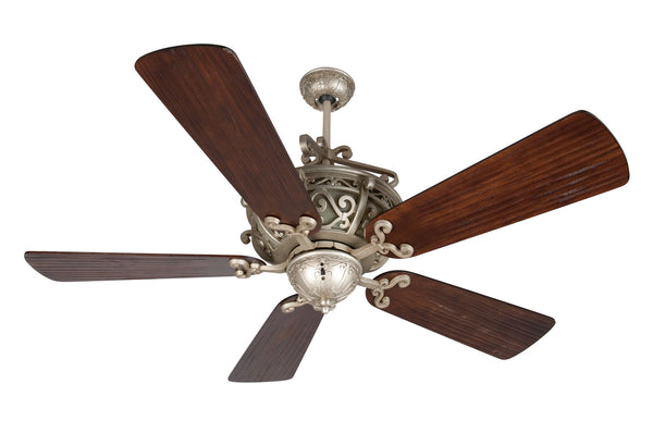 "Craftmade - K11169 - 52"" Ceiling Fan Motor with Blades Included - Toscana - Athenian Obol"