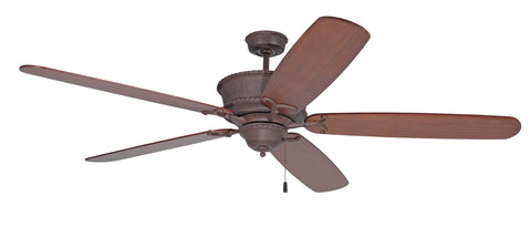 "Craftmade - DCRT70AG - 70"" Ceiling Fan - Blades Sold Separately - Riata Grande - Aged Bronze Textured"